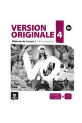 Version Originale 4, Cahier d'exercices+CD