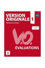 Version Originale 1 - Les evaluations + CD Audio Rom