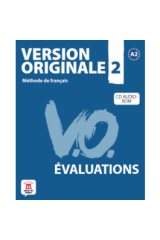 Version Originale 2 - Les evaluations Livre + Audio-CD-Rom