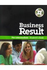 Business Result Pre-Intermediate Student's Book Pack