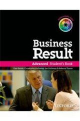 BUSINESS RESULT ADVANCED Student's Book (+ DVD-ROM) +ON LINE WB