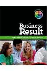 BUSINESS RESULT PRE-INTERMEDIATE Student's Book (+ DVD-ROM)