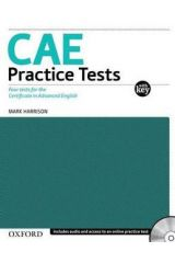 CAE Practice Tests: Practice Tests With Key and Audio CDs Pack
