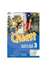 Quest 3 Student's Book +Multi-Rom