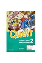 Quest 2 Student's Book + multi Cd-rom