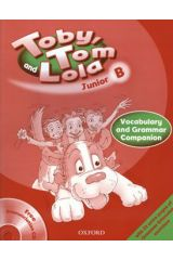 Toby Tom And Lola Junior B Vocabulary & Grammar Companion