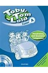 Toby Tom And Lola Junior A Vocabulary & Grammar Companion