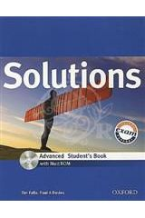 Solutions Advanced : teacher's book