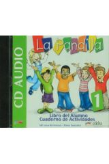 La Pandilla 1 - Cd-Audio