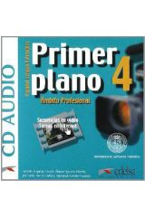 Primer plano 4. CD Audio