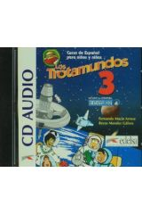 Trotamundos 3 - CD Audio