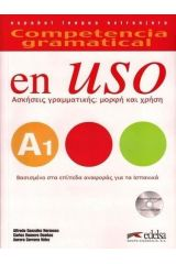 Competencia Gramatical En Uso A1 Greek Ed. + Audio Cd
