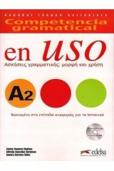 Competencia Gramatical En Uso A2 Greek Ed. + Audio Cd