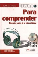 Tiempo Para Comprender - Libro + Cd-Audio