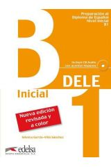 Dele B1 Inicial - Libro + Cd-Audio + ελλ. Λεξιλόγιο