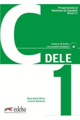 Dele C1 - Libro + 2 Cds-Audio
