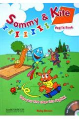 Sammy & Kite Pre-Junior Activity Book