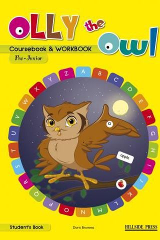OLLY THE OWL PRE JUNIOR Student's book & Workbook