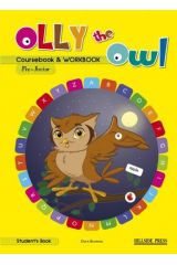 OLLY THE OWL PRE JUNIOR Audio CD (set of 2)