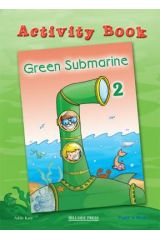 The Green Submarine 2 Activity Book - Student's