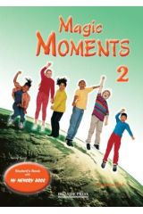 Magic Moments 2 Teacher's Book& Memory (overprinted)