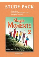Magic Moments 2 Study Pack Student's Book