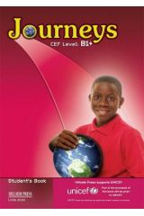 Journeys B1+ Teacher's book (overprinted)