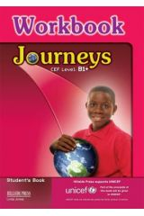 Journeys B1+ Workbook Student's book