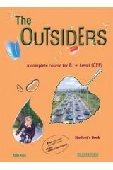 The Outsiders B1+ Student's book & Readers & Additional