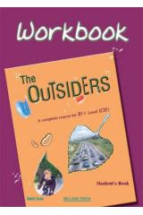 The Outsiders B1+ Workbook (Student's book)