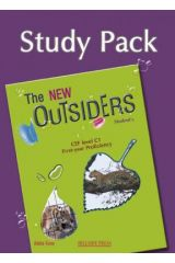 The New Outsiders C1 Study Pack (Student's Book)