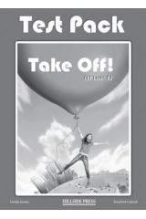 Take off B2 Test Pack - Teacher's s Book