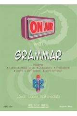 On Air with grammar B2 Student's book with glossary