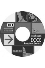 NEW MICHIGAN ECCE PRACTICE CD (set of 5)