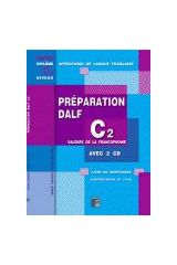 PREPARATION C2 COMPREHENSION DE L'ORAL LIVRE DU PROFESSEUR AVEC CD