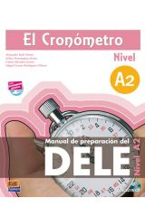 CRONOMETRO NIVEL A2 (LIBRO+CD MP3)