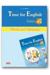 Time for English: Junior Α