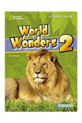 World Wonders 2 Student's Book with Audio CD (1)