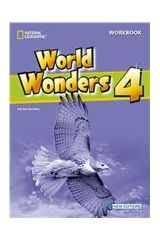 World Wonders 4 Workbook & Audio CD (1)
