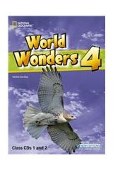 World Wonders 4 Audio CD