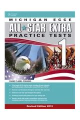 Michigan ECCE All Star Extra 1 Practice Tests SB/Glossary (Pack) REVISED 2013