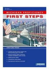 Michigan Proficiency First Steps SB/Glossary(Pack)