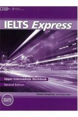 IELTS Express Upper-Intermediate Second Edition Work Book & Audio CD