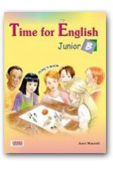 TIME FOR ENGLISH JUNIOR B' CDs (2)
