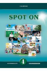 SPOT ON 4 COURSEBOOK &Free: SPOT ON 4 WRITING BOOKLET