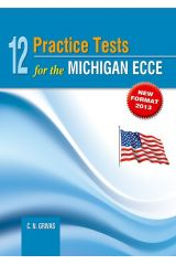 12 practice tests for the michigan ecce
