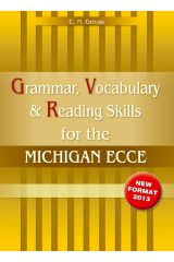 NEW ECCE GRAMMAR, VOCABULARY, READING STUDENT'S (2013)