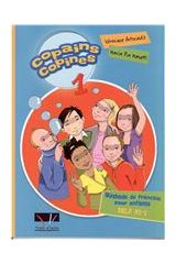 COPAINES COPINES 1 PROFESSEUR (+ CD)