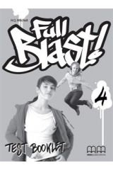 Full Blast 4 Test Booklet