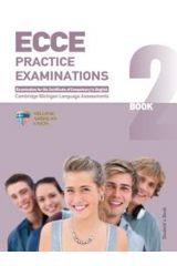 ECCE Practice Examinations Book 2 Teacher s edition with 4 cds